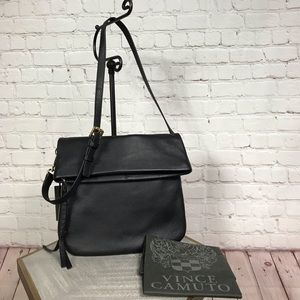 Vince Camuto leather bag (NWT)